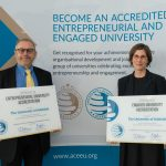Accreditation Council Awards First Accreditations for Entrepreneurial and Engaged Universities