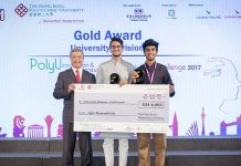 Entrepreneurial ideas sparkle at PolyU's Global Student Challenge
