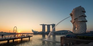 The research nation journey of Singapore