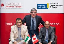 Canadian University Dubai & Ryerson Develop Unique New Program