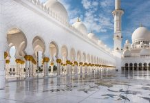 Places you shouldn't miss out in Abu Dhabi