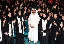 UAE took a major step for women's rights by approving equal pay