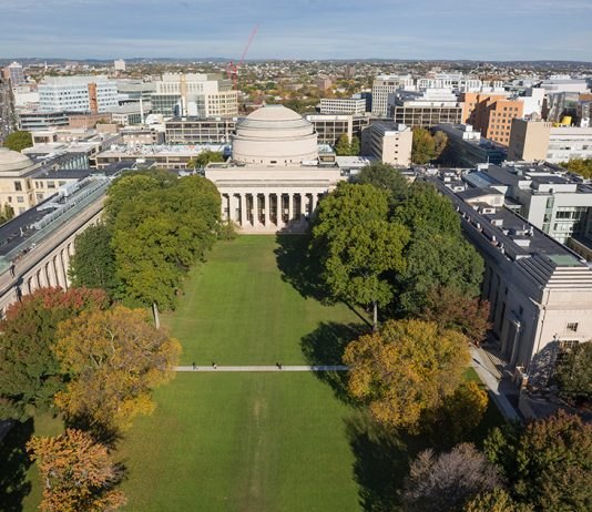 QS ranks MIT the world's No.1 university for 2018-19
