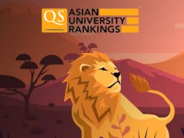 OUT NOW! QS Asia University Rankings 2019