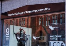 London College of Contemporary Arts partners with University of East London
