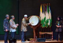 Unusa inaugurates auditorium worth IDR 15 M