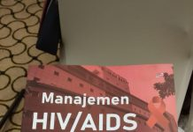 Universitas Airlangga Hospital launches book on HIV / AIDS management