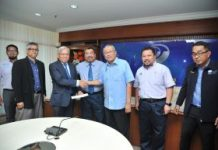 Technopreneur @ UniMAP Sdn. Bhd. (TUSB) Receives Industry Research Grant